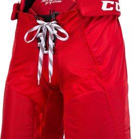 CCM Hockey HP370 JS SR PANTS v.1 RED S