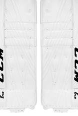 CCM GPE4.5CC SR CCM EFX Goalie Pads Wh/Wh/Wh/Wh 33+1