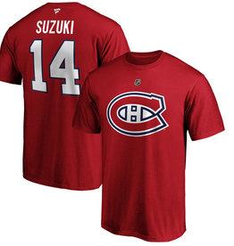 T-shirt Suziki Rouge SR (S)
