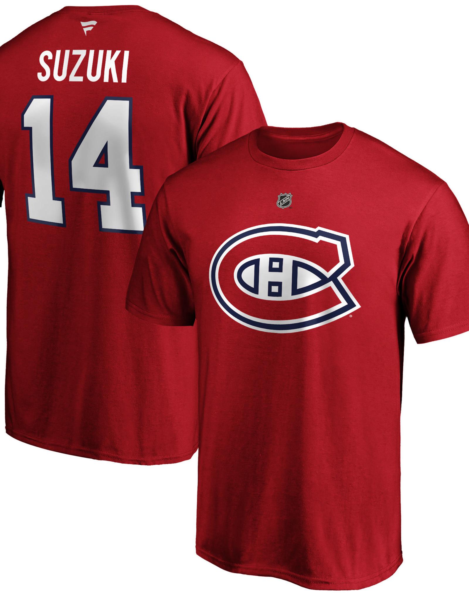 T-shirt Suziki Rouge SR (L)