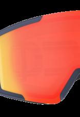 Scott SCO Goggle Shield + extra lens retro bl/red enh red chr