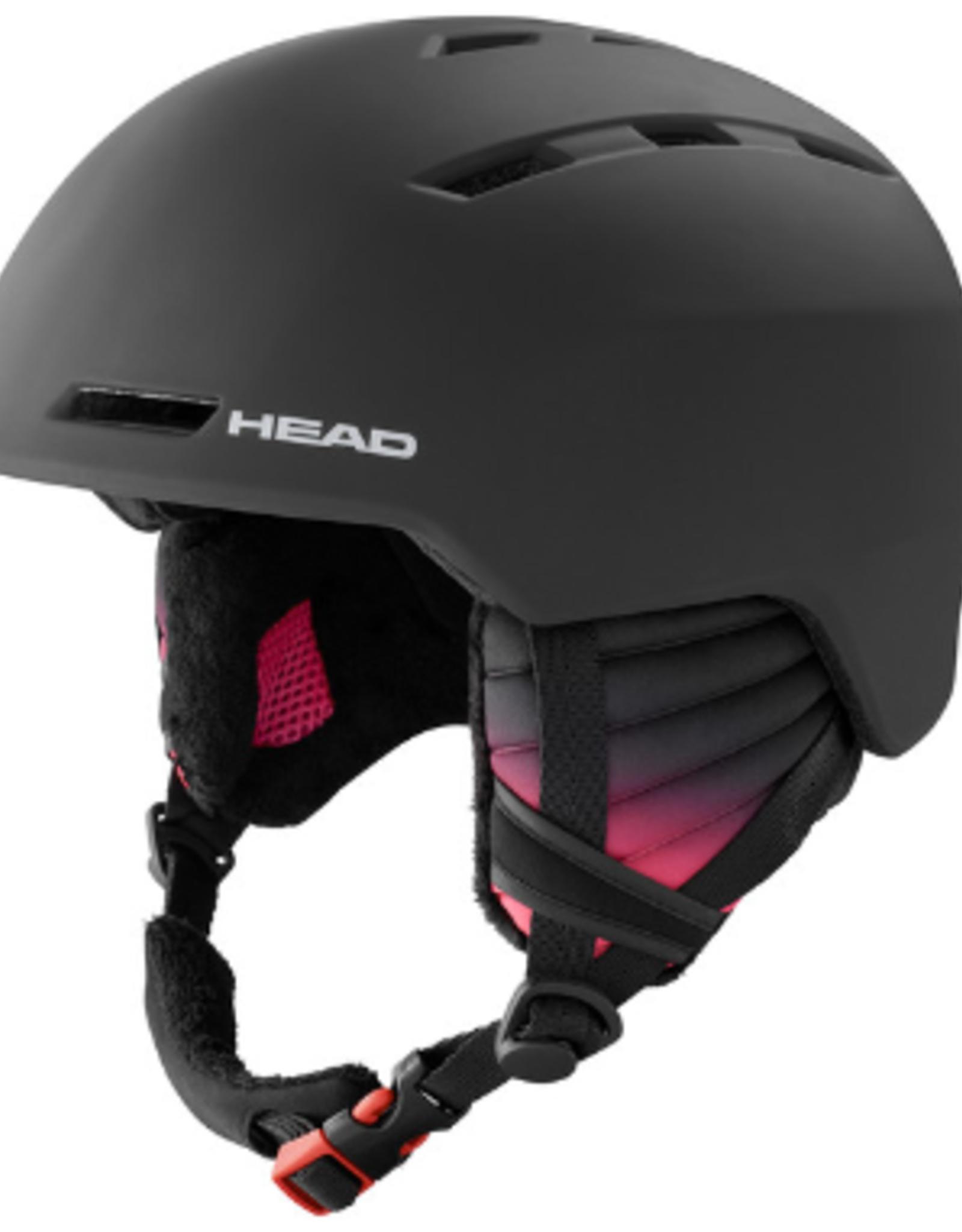 Head Casque Head Valery Black M-L (56-59)