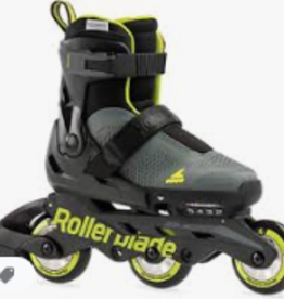 Rollerblade Macroblade Free 3WD 5-8 Lime