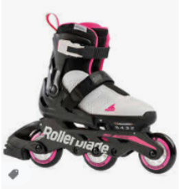 Rollerblade Macroblade Free 3WD 5-8 Grey