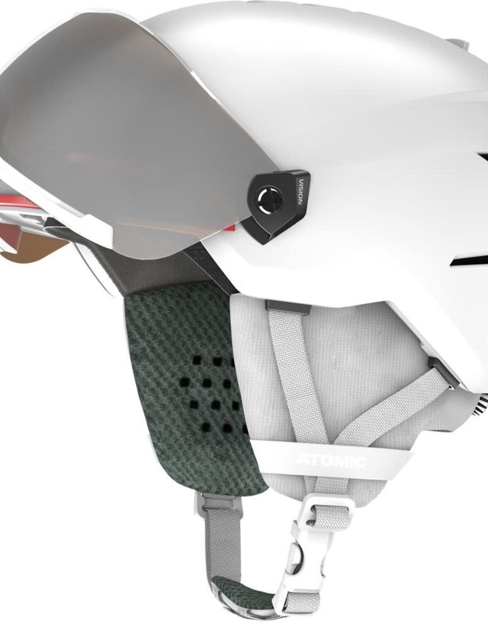 SAVOR VISOR  White (S) JR 51-55
