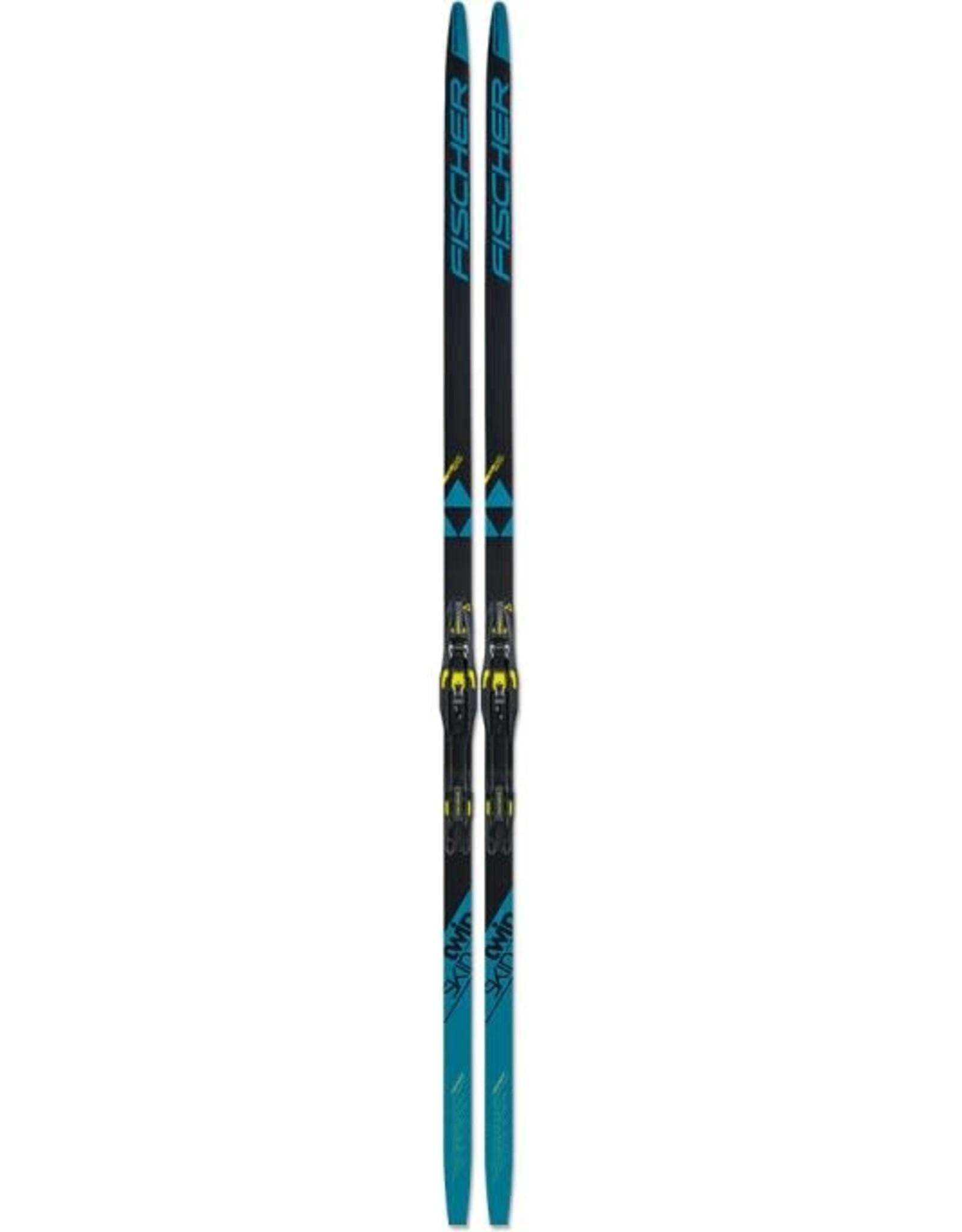 TWIN SKIN PERFORMANCE BLUE MEDIUM 192 (146-183lbs) avec Fix Control Step S96020