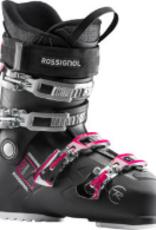 Rossignol PURE COMFORT RENTAL - SOFT BK ROSSIGNOl