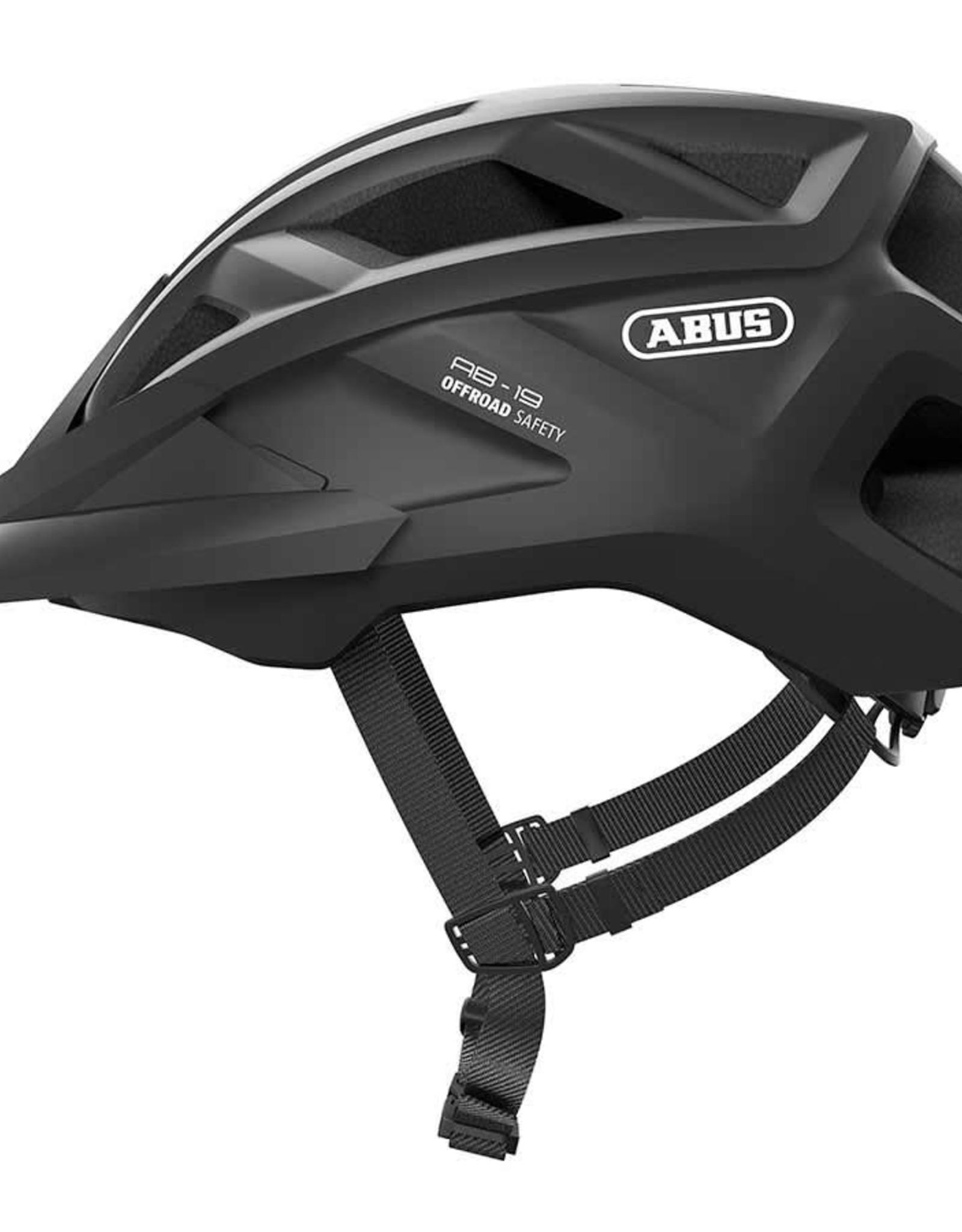 ABUS Abus, MountZ KIDS, Helmet, Velvet Black, M, 52-57cm