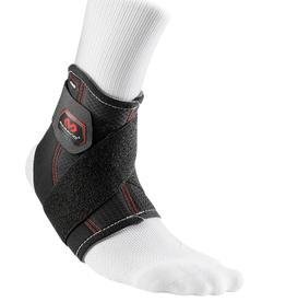 McDavid Compressionsport.com Level 2 Ankle Support w/Figure 8 Straps Blk XL