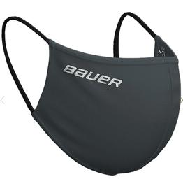 Bauer Hockey Masque Covid Bauer Réversible Gris