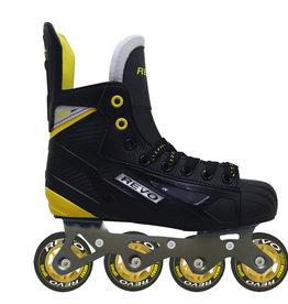 Roller Hockey Revo RH30 BKYLJR Noir Jaune US:3