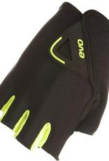 EVO EVO, Palmer Pro, Short Finger Gloves, Women, Black/Yellow, M, Pair