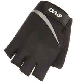 EVO EVO, Palmer Pro Gel, Short Finger Gloves, Men, Black, M, Pair