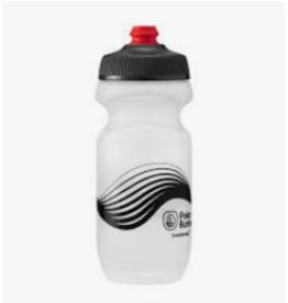 Polar Bottle Polar, Breakaway 20oz, Water Bottle, 591ml / 20oz, Frost/Charcoal
