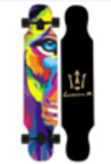 Lemkeep LONGBOARD LEMKEEP 41,5''x 9'' MULTICOULEUR