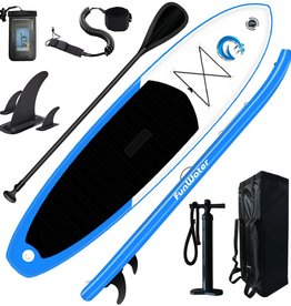 Paddle Board Fun Water 11' x 33''  Bleu