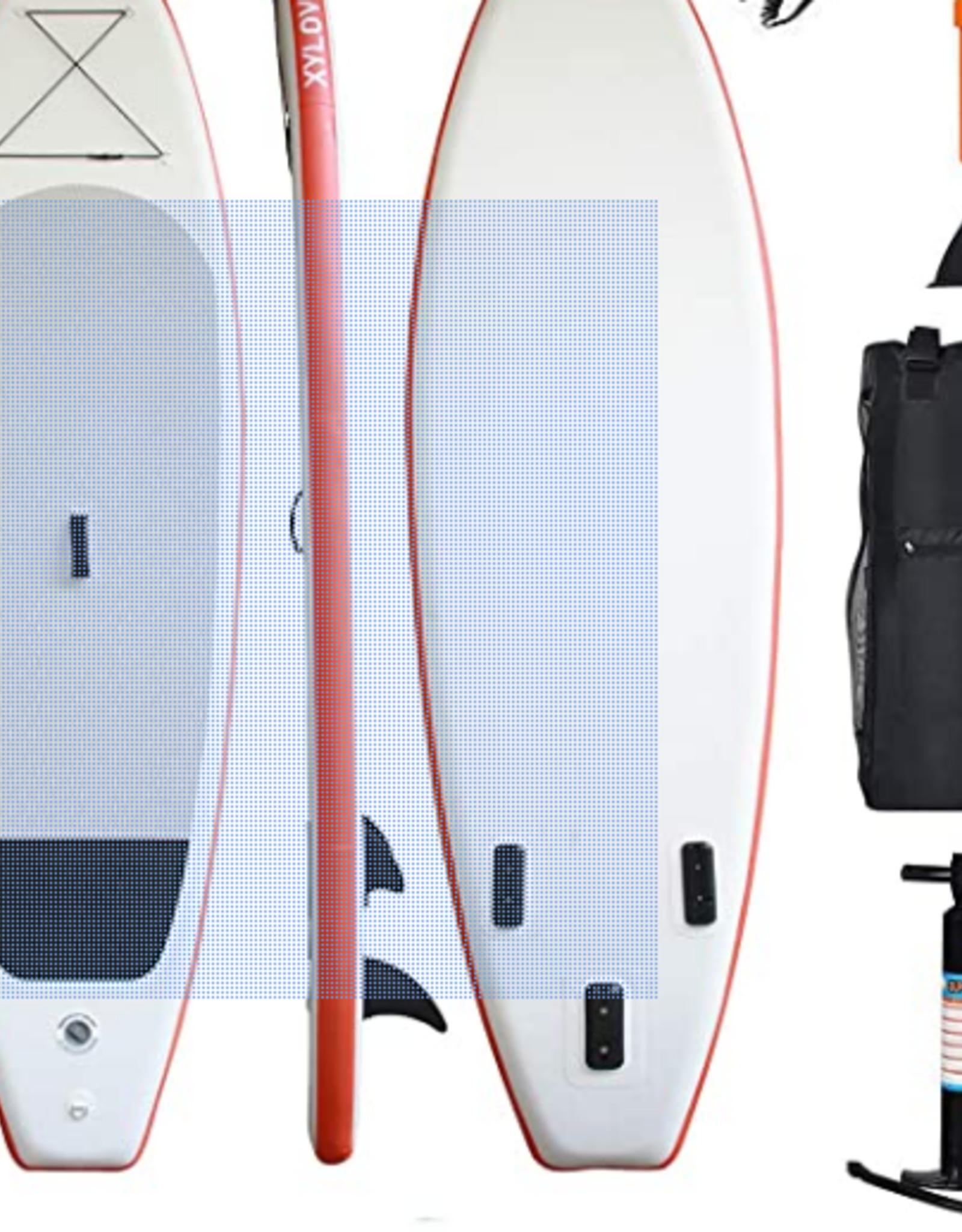 XYLOVE Paddleboard Orange 10.5'(Paggaie+sac+pompe)