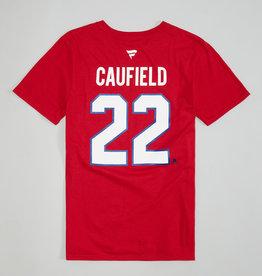 Chandail Fanatics 22 MTL CAUFIELD M