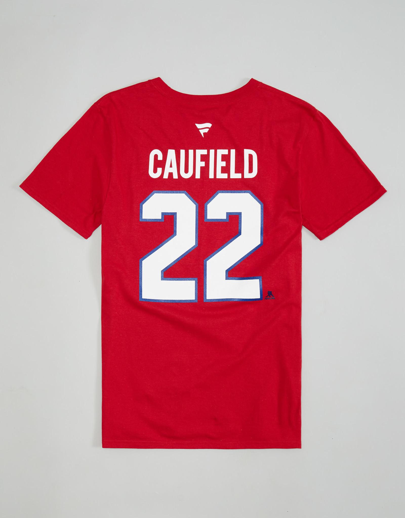 Chandail Fanatics 22 MTL CAUFIELD L