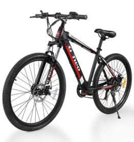 G Two Vélo Électrique G Two De Montagne Noir/Rouge 27.5 pouces(48V-350W)
