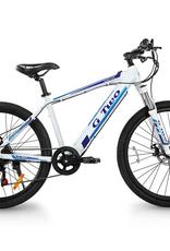 G Two Vélo Électrique G Two De Montagne Blanc/Bleu 27.5 pouces(48V-350W)