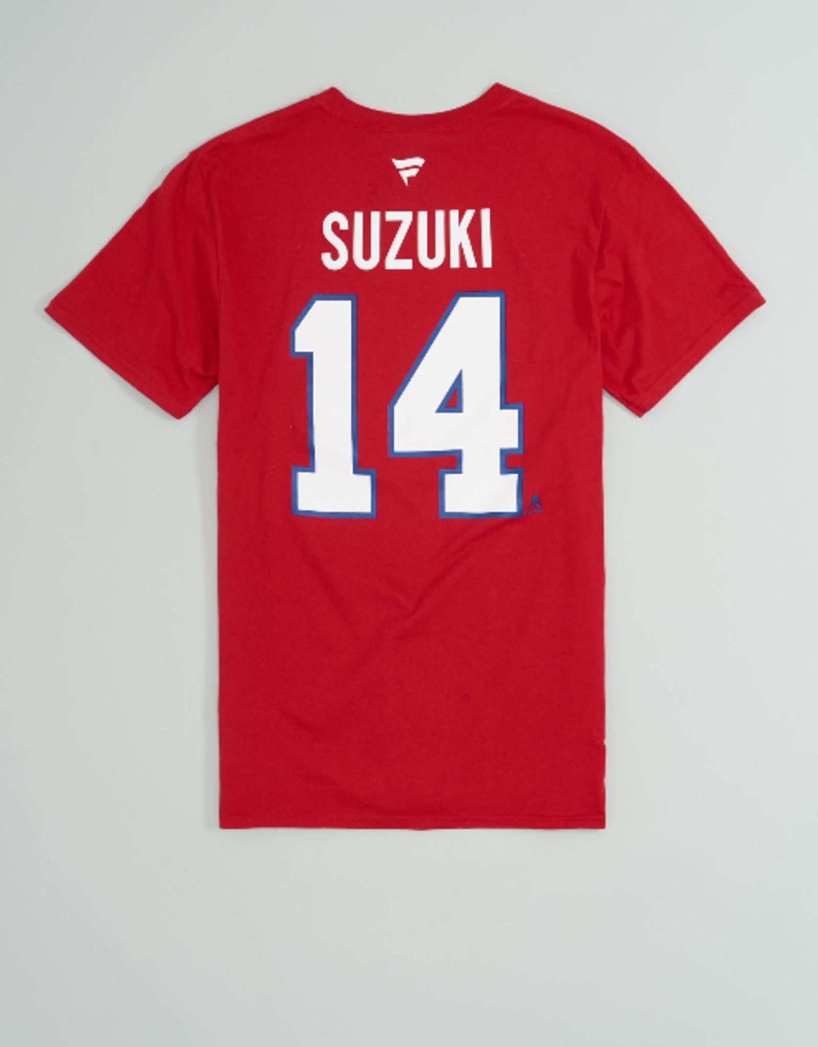 Chandail t-shirt-14 Nick Suzuki Nhl officiel Youth