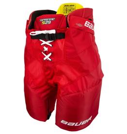S19 SUPREME S29 PANTS - JR RED L