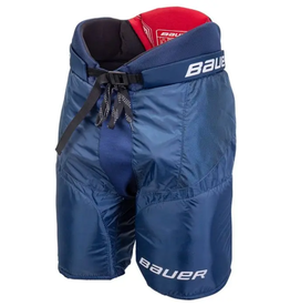 Bauer Hockey S18 BAUER NSX PANTS - JR NAV L