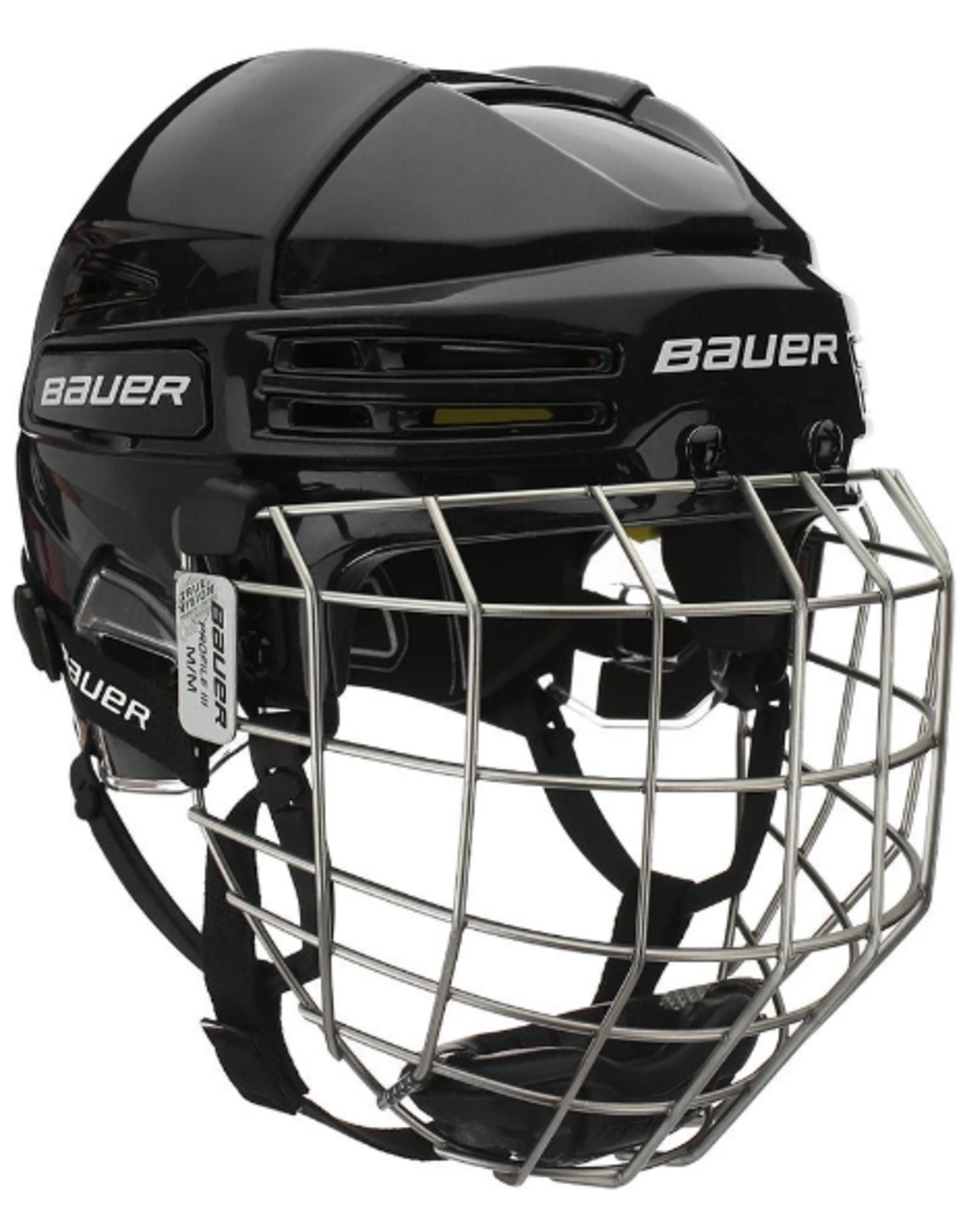 Bauer CASQUE RE-AKT 75 (M) BLK