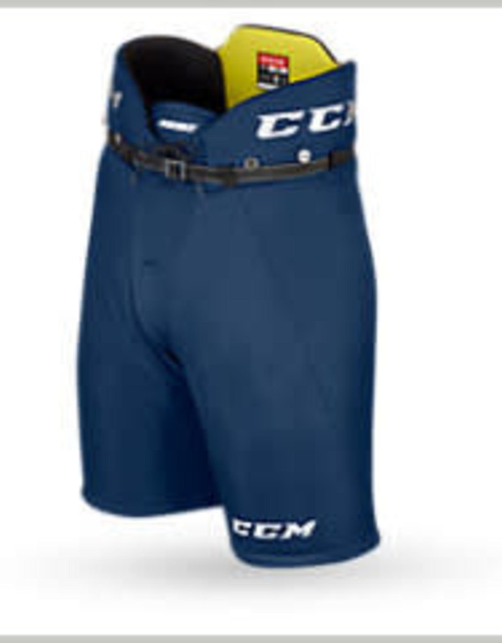 CCM Hockey Pantalon Tacks 9550 Bleu Marin Sr/S