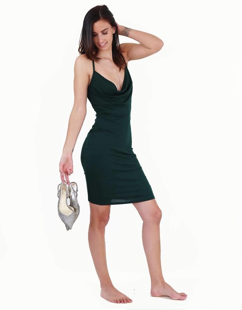 LA Iris Dress
