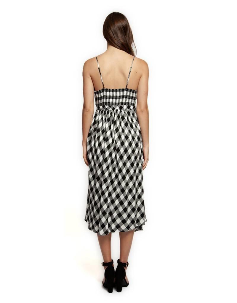 Dex Sabrina Midi Dress