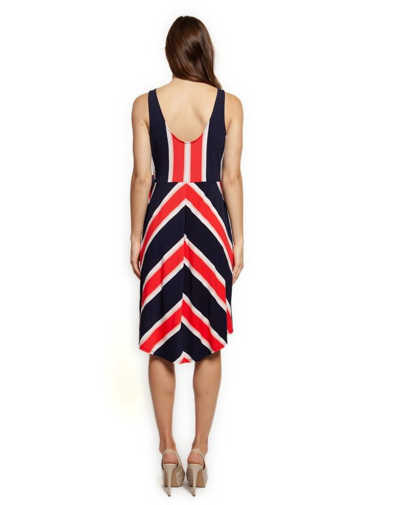 Dex Ruby Wrap Dress