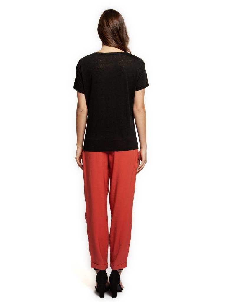 Dex Shawna Linen T-Shirt