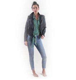 LA Amelia Faux Leather