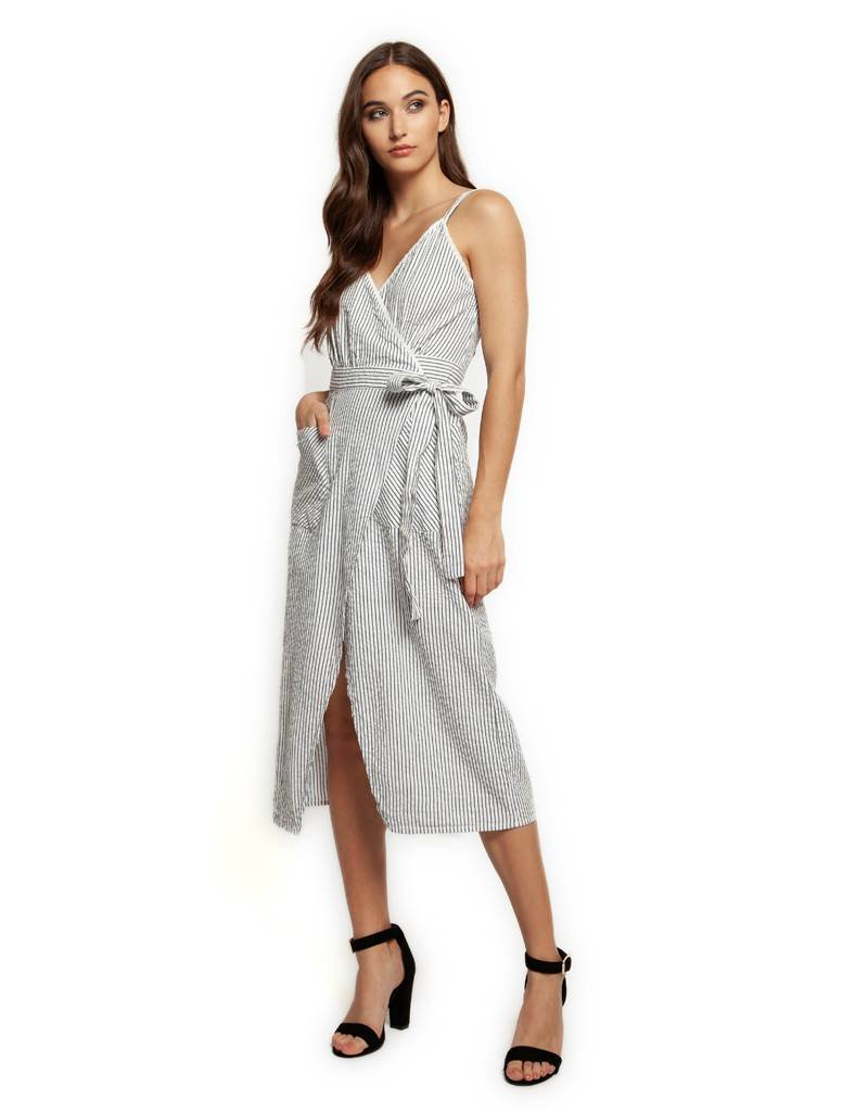 Dex Emilia Wrap Dress