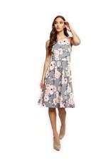 Dex Nova Floral Dress