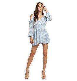 Dex Makayla  Cold Shoulder Dress