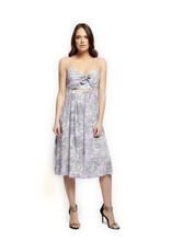 Dex Dahlia Floral Dress