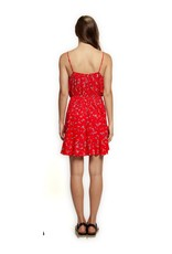 Dex Kristen Floral Dress