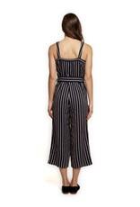 Dex Trisha Striped Jumpsuit