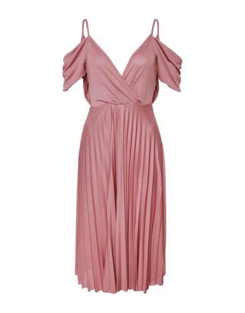Dex Rosa Dress