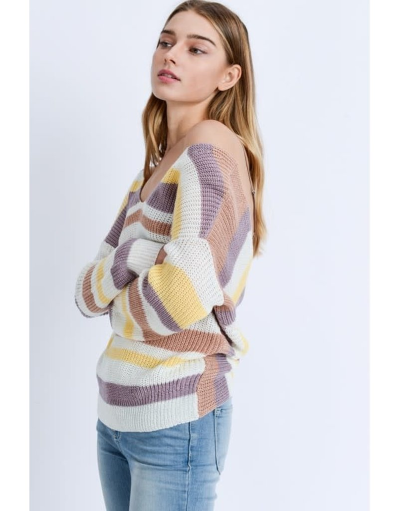 LA Kailey Knit Sweater