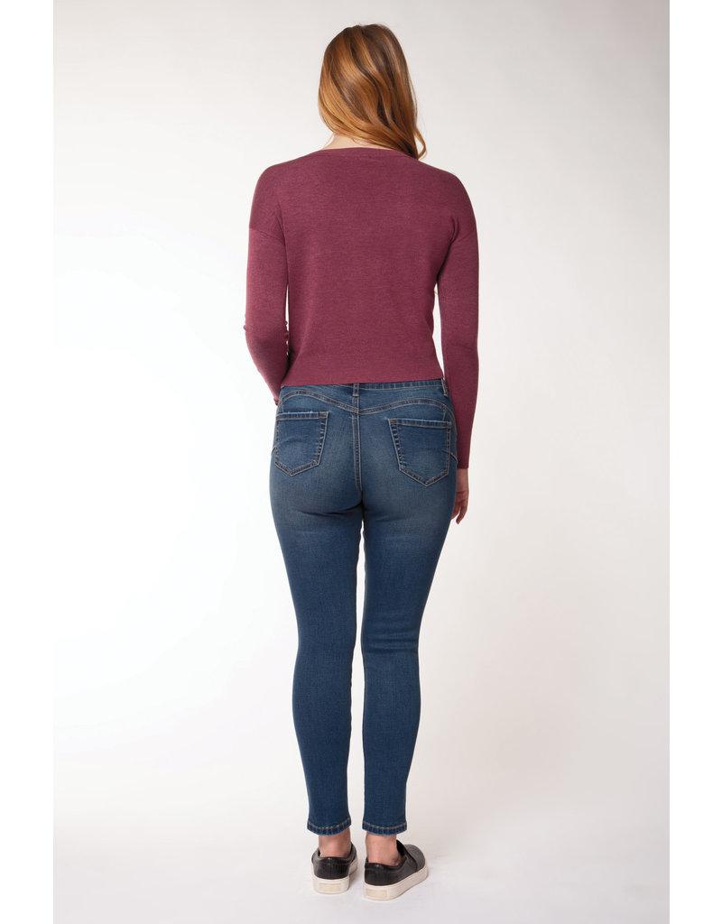 Dex Kylie Tied Sweater