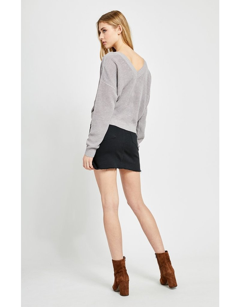 Gentle Fawn Quince Sweater