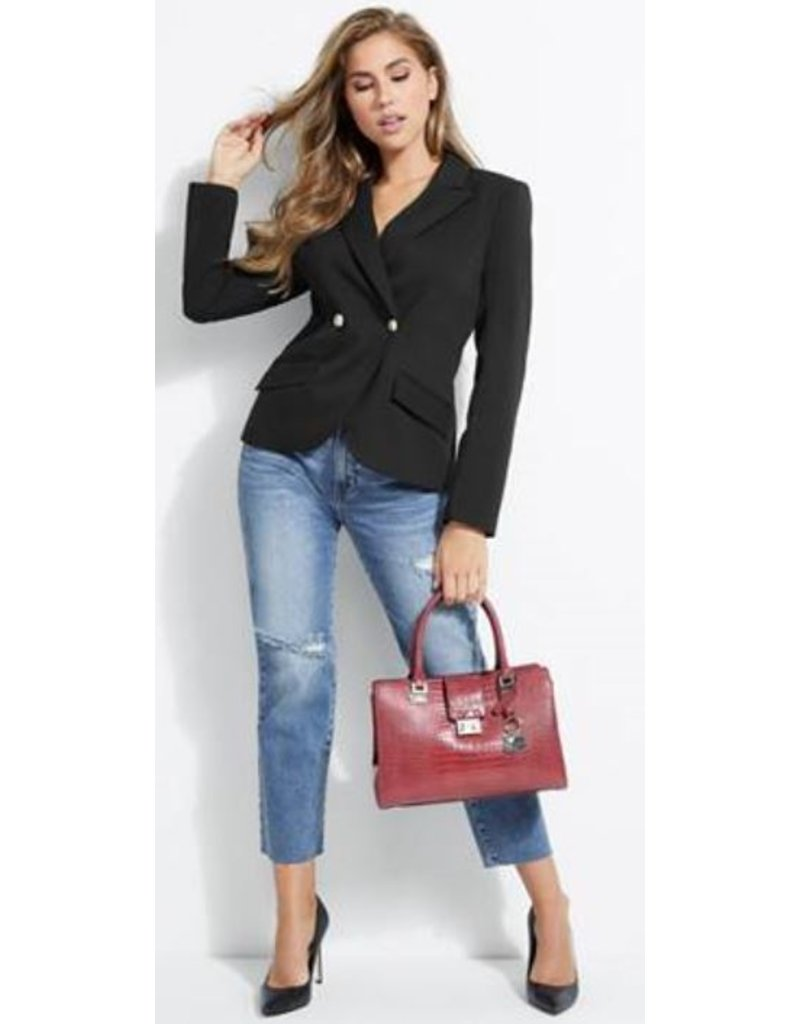 Guess Lina Buttoned Blazer