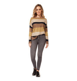 Dex Margaux Striped Sweater