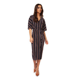 Dex Celeste Stripe Dress