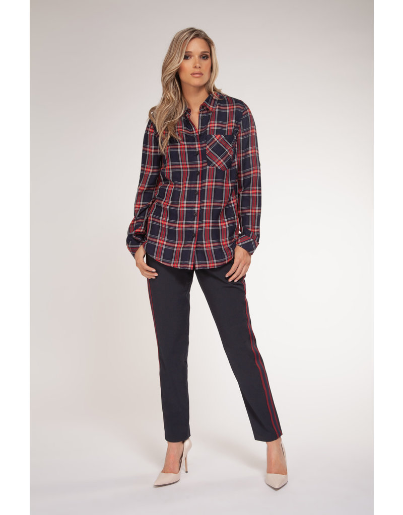 Dex Kellie Plaid Shirt