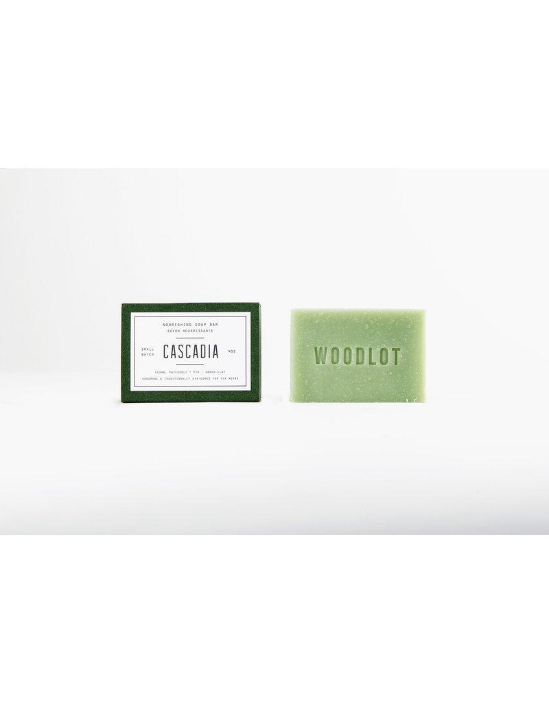 Woodlot Woodlot Soap - Cascadia